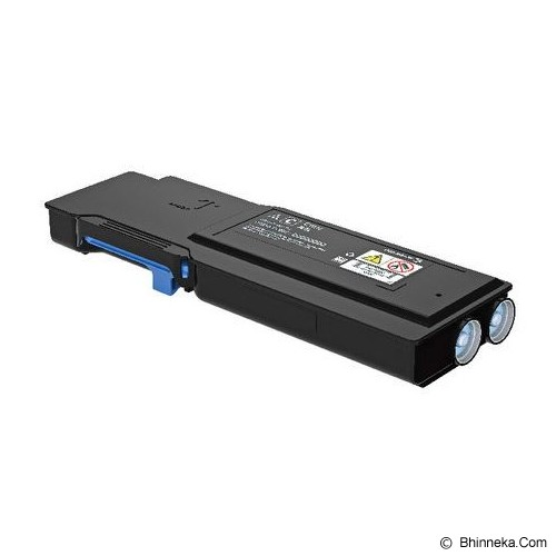 FUJI XEROX Cyan Toner High Cap [CT202034] - Toner Printer Fuji Xerox