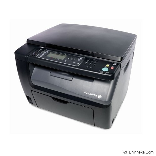 FUJI XEROX DocuPrint CM115W - Black - Printer Bisnis Laser Color