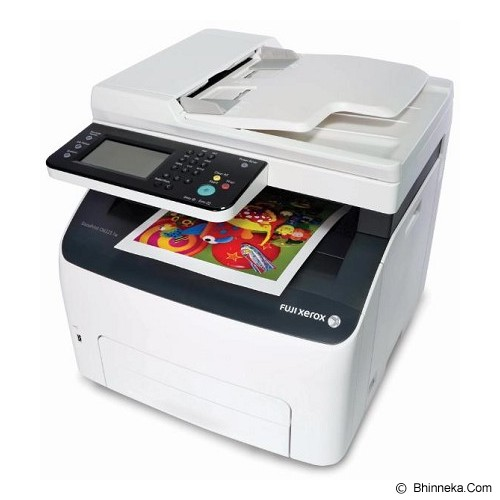 FUJI XEROX DocuPrint [CM225W] (Merchant) - Printer Bisnis Laser Color
