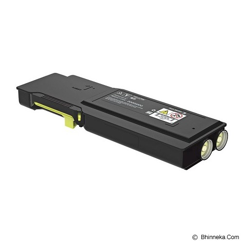 FUJI XEROX Yellow Toner High Cap [CT202036] - Toner Printer Fuji Xerox