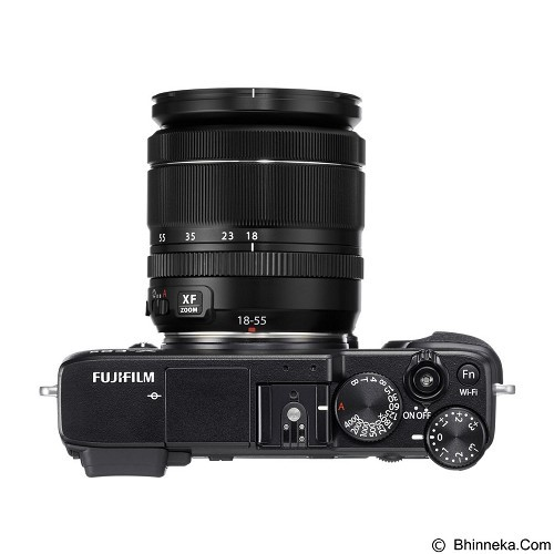 FUJIFILM Camera Mirrorless X-E2S Kit1 - Black - Camera Mirrorless