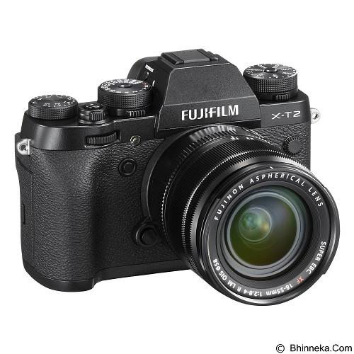 FUJIFILM Digital Camera X-T2 Kit - Black - Camera Mirrorless
