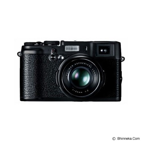 FUJIFILM FinePix X100 - Black - Camera Mirrorless