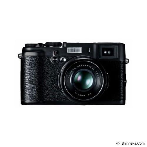 FUJIFILM FinePix X100 - Black - Camera Mirrorless