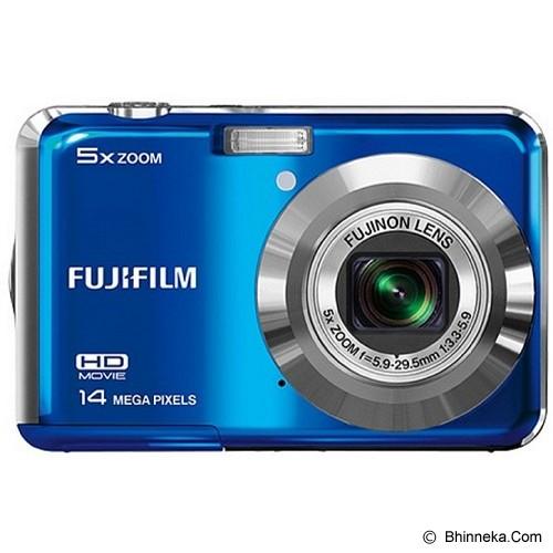FUJIFILM Finepix AX600 - Biru - Camera Pocket / Point and Shot