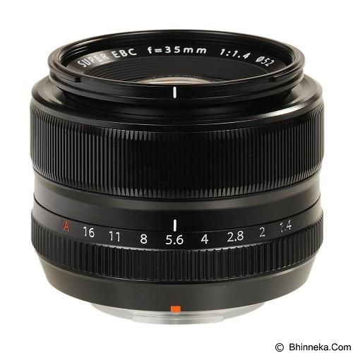 FUJIFILM Fujinon XF 35mm f/1.4 R Lens - Camera Mirrorless Lens