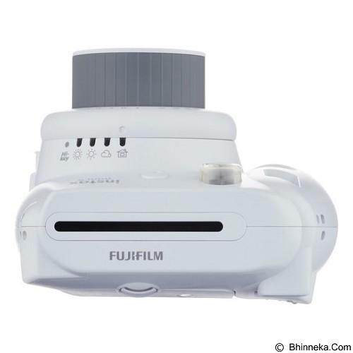 FUJIFILM Instax Mini 9 Instant - Smokey White - Camera Instant / Polaroid