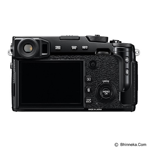 FUJIFILM Mirrorless Digital Camera X-Pro2 Body Only (Merchant) - Camera Mirrorless