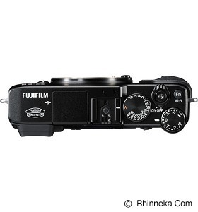 FUJIFILM X-E2 Body Only - Black (Merchant) - Camera Mirrorless