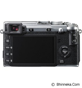 FUJIFILM X-E2 Kit1 - Silver (Merchant) - Camera Mirrorless