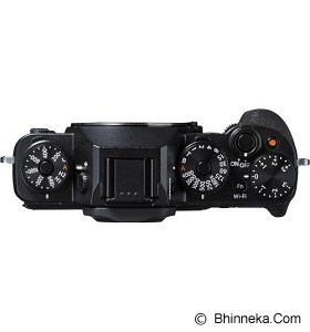 FUJIFILM X-T1 Body Only - Black (Merchant) - Camera Mirrorless