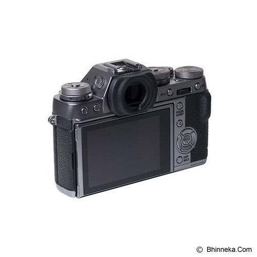 FUJIFILM X-T1 Body Only - Graphite Silver (Merchant) - Camera Mirrorless