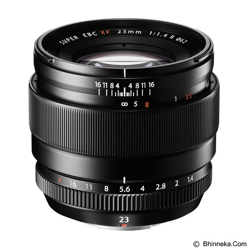 FUJIFILM XF 23mm f/1.4 R - Camera Mirrorless Lens