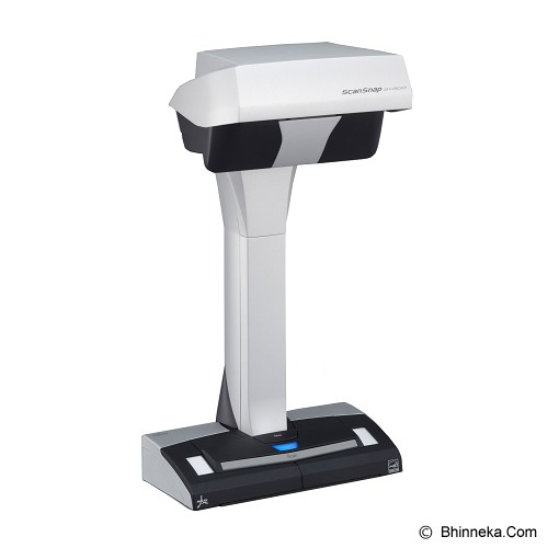 FUJITSU ScanSnap SV600 - Scanner Manual Feeding