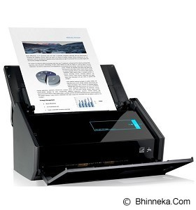 FUJITSU ScanSnap [iX500] (Merchant) - Scanner Multi Document