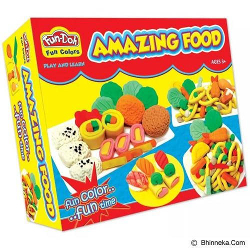 FUN-DOH Lilin Amazing Food - Clay and Dough
