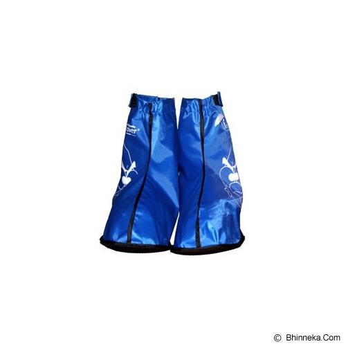 FUNCOVER Cover Shoes Kids Junior Size XS - Biru - Jas Hujan