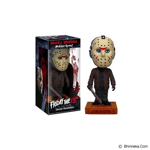FUNKO Jason Voorhees Wacky Wobbler [2108-F2108] - Movie and Superheroes
