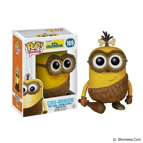 FUNKO Minion Cro Minion [5106] - Movie and Superheroes