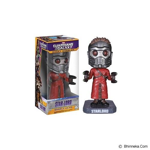 FUNKO Star Lord Wacky Wobbler [3961-F3961] - Movie and Superheroes