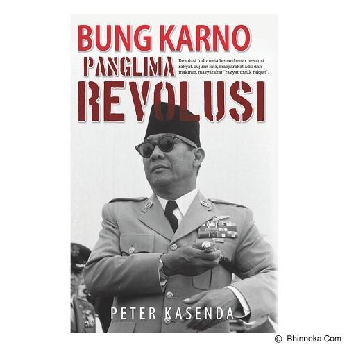 GALANGPRESS Bung Karno Panglima Revolusi [GP000022] - Craft and Hobby Book