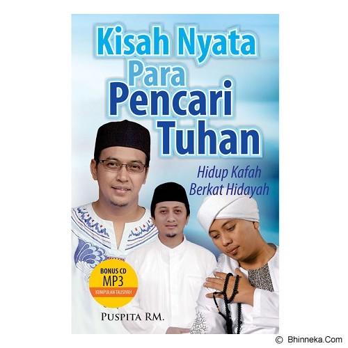 GALANGPRESS Kisah Nyata Para Pencari Tuhan [KN000018] - Craft and Hobby Book