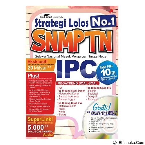 GALANGPRESS Strategi Lolos No.1 SNMPTN IPC - Buku Soal Latihan Un & Snmptn
