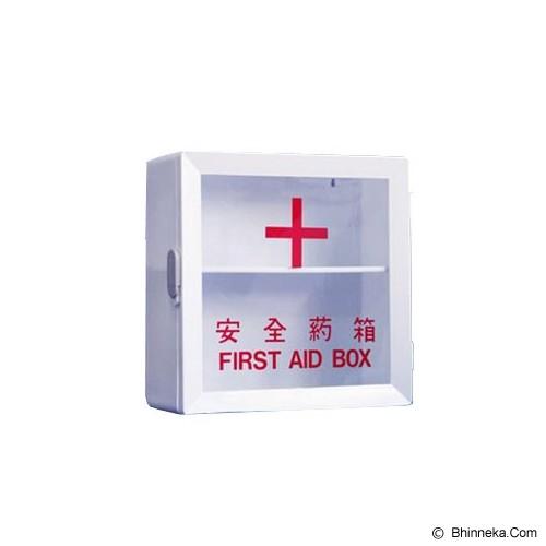 GALERI MEDIKA Kotak P3K Dinding 30x30 - Kotak Obat