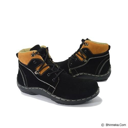 GALLERY FANNY SHOP LK Size 42 [020] - Black - Dress Boots Pria