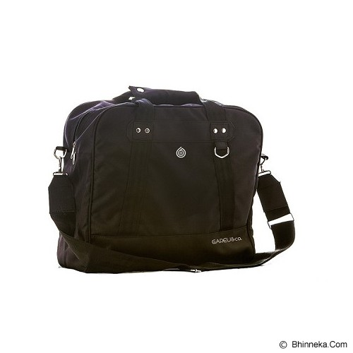 GAREU&CO Sling Bag Laptop Series Cordura [G 4205] - Black - Notebook Shoulder / Sling Bag