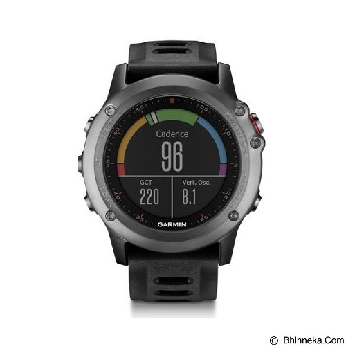 GARMIN Fenix 3 - Grey (Merchant) - Gps & Running Watches