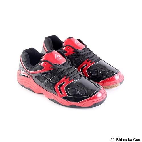 GARSEL Sepatu Sneakers Size 39 [L 001] - Red (Merchant) - Sneakers Pria
