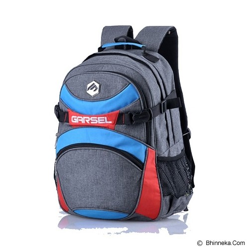 GARSEL Tas Ransel [FJU 010] - Notebook Backpack