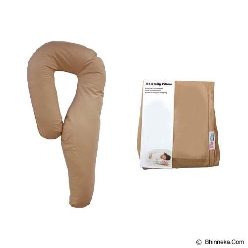 GARYMAN Maternity Pillow Seven [BZ-1246] - Brown - Feeding, Boppy Pillows Covers