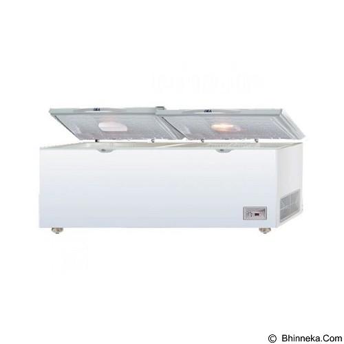GEA Chest Freezer [AB 1200 TX] - Chest Freezer Top Open