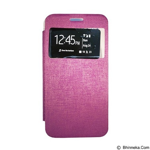 GEA Flipcover for Samsung Galaxy Note Edge - Purple (Merchant) - Casing Handphone / Case