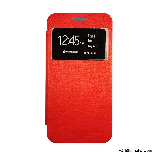 GEA Flipcover for Samsung Galaxy S3 (I9300) - Red (Merchant) - Casing Handphone / Case