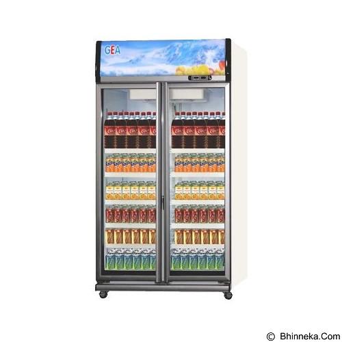 GEA Showcase Cooler [EXPO-1050AH/CN] - Display Cooler