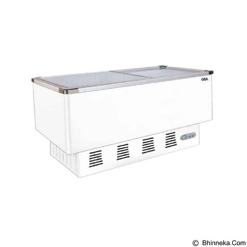 GEA Sliding Flat Glass Freezer [SD-516] - Chest Freezer Sliding Glass