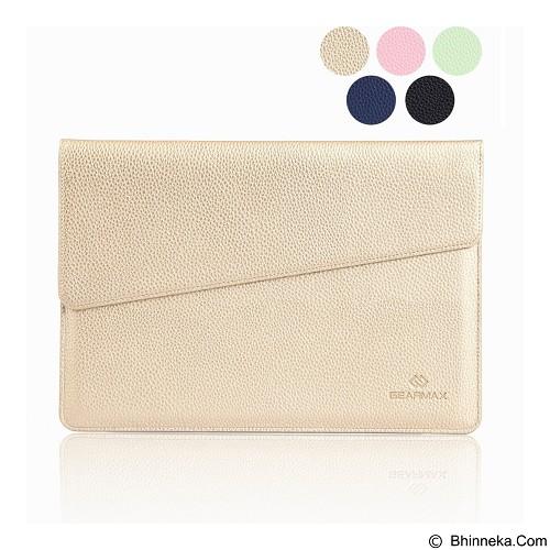 GEARMAX Envelope Waterproof PU Laptop Sleeve Case Bag 13.3 Inch [GM4027] - Gold (Merchant) - Notebook Sleeve