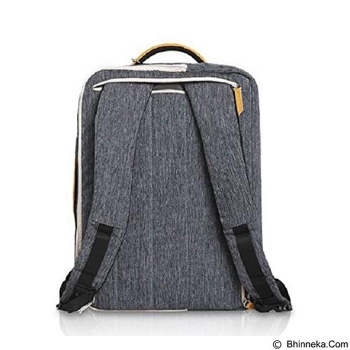 GEARMAX Carrying Bag 15.6 - 17 Inch [GM4902] - Grey (Merchant) - Notebook Backpack