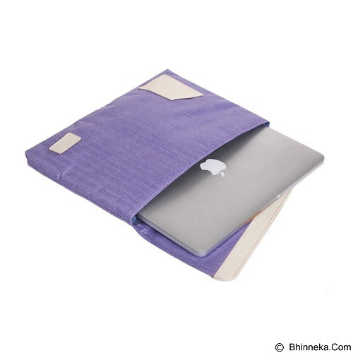 GEARMAX Laptop Sleeve Case Bags 13.3 Inch [GM4046] - Purple (Merchant) - Notebook Sleeve