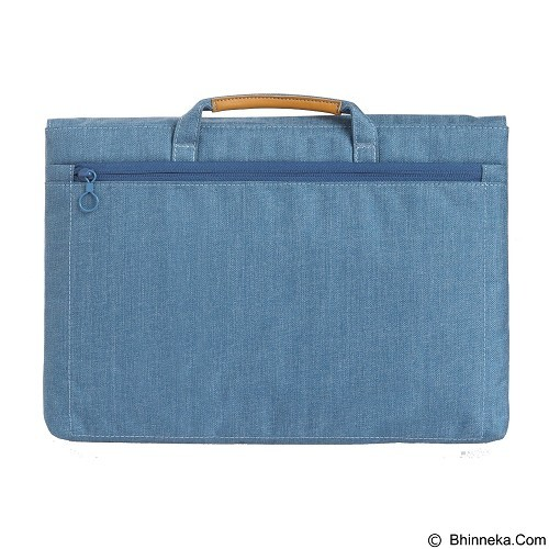 GEARMAX Laptop Sleeve Case Bags 15.4 Inch [GM4046] - Blue (Merchant) - Notebook Sleeve