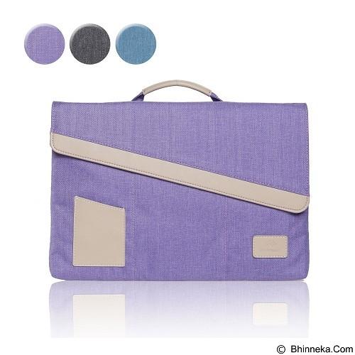 GEARMAX Laptop Sleeve Case Bags 15.4 Inch [GM4046] - Purple (Merchant) - Notebook Carrying Case