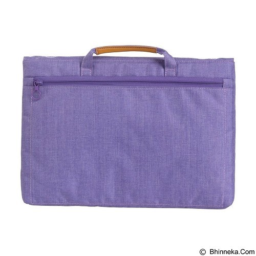 GEARMAX Laptop Sleeve Case Bags 15.4 Inch [GM4046] - Purple (Merchant) - Notebook Sleeve