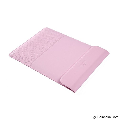 GEARMAX Leather Laptop Case Cover Sleeve Bag 11.6 Inch [GM4028] - Pink (Merchant) - Notebook Sleeve