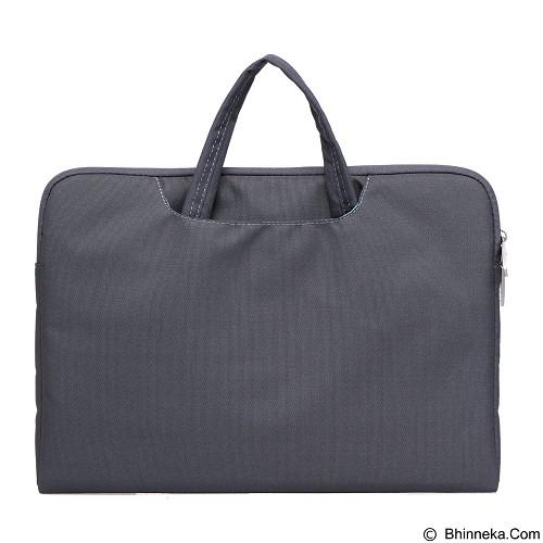 GEARMAX Waterproof Canvas Oxford Laptop Sleeve Case Bag 13.3 Inch [GM3910] - Black (Merchant) - Notebook Shoulder / Sling Bag