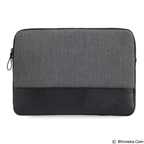 GEARMAX Wiwu Premium 13.3 Inch [GM4035] - Black (Merchant) - Notebook Sleeve