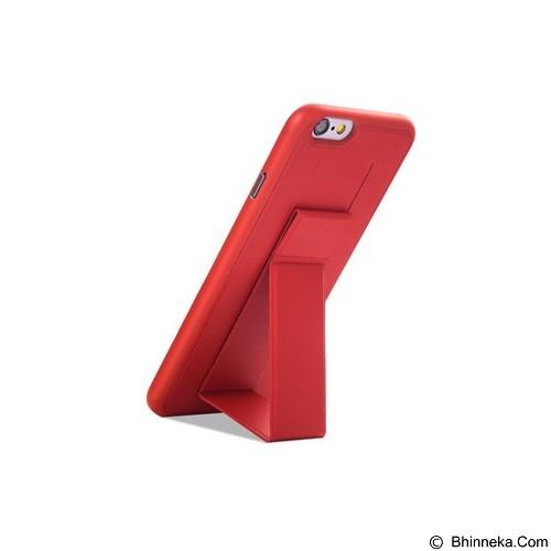 GEARMAX Wiwu Premium iPhone 6 Plus/6s Plus Case 5.5 Inch [SJ-002] - Red (Merchant) - Casing Handphone / Case
