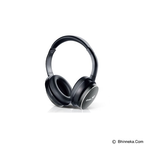 GENIUS Bluetooth Headset [HS-940BT] - Iron Gray - Headset Bluetooth